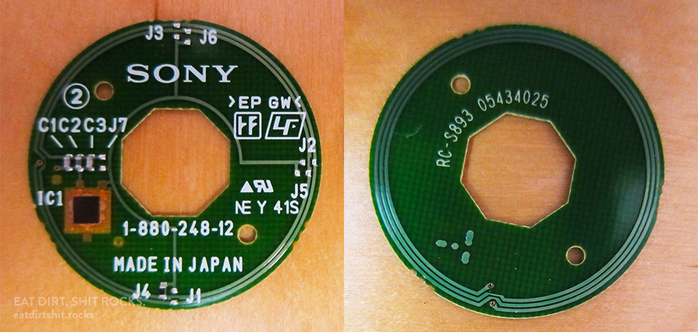 The Octopus card I sliced open contained a Sony NFC-F product.